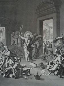Jesus-Christ-all-Sellers-Hunts-of-Temple-Gravure-of-1863