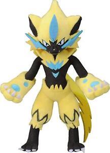 Takara-Tomy-de-Pokemon-zeraora-Pokemon-legendarios-Muneco-de-Peluche-de-Japon