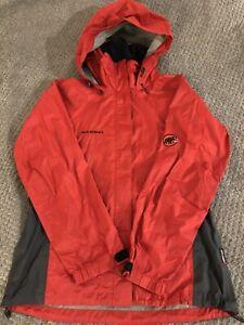 Mammut Waterproof DryTech Jacket Size M