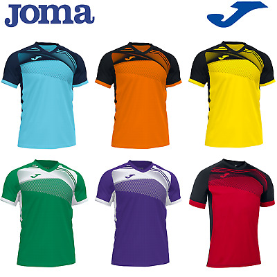JOMA FOOTBALL SHIRT KIT TEAM TOP TRAINING TOP WEAR MENS NEW TOPS JERSEY