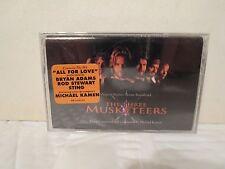 The Three Musketeers [SEALED Cassette) Bryan Adams, Rod Stewart, Michael Kaman