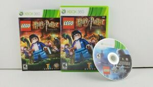 Lego Harry Potter Years 5-7 (Xbox 360) Tell Tale Games W/ manual