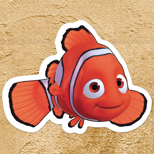 Finding Dory Nemo Cute Disney Kids Fish Car Window Wall Die Cut Decal Sticker