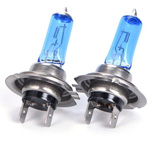 Charm White H7 100W LED Halogen Car Driving Headlight Fog Light Bulbs 12V New