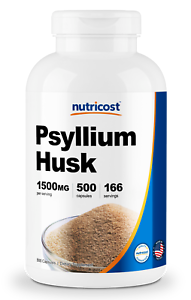 Nutricost-Psyllium-Husk-500mg-500-Capsules-Gluten-Free-Non-GMO-High-Quality
