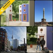 3 Tage 2P Hotel Tower Hostel Berlin Alex Städtereise Hotelgutschein Kurzurlaub