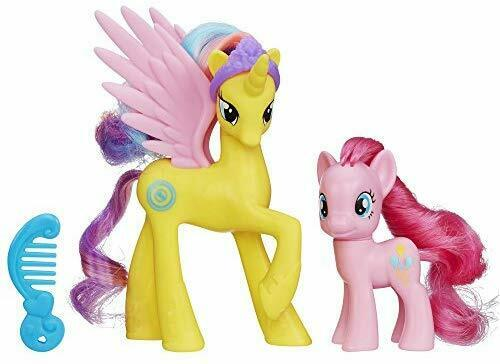 Hasbro My Little Pony Princess Sterling And Fluttershy Figures A9882 For Sale Online Ebay
