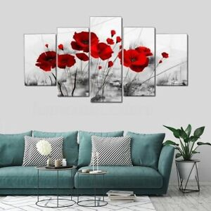 5Pcs-Set-Modern-Canvas-Print-Painting-Poster-Art-Picture-Wall-Decor-Unframed