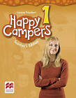 Happy Campers Level 1 Teacher's Edition Pack by Lorena Peimbert (Mixed media product, 2014)