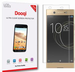 2X-Dooqi-Full-Coverage-HD-Clear-TPU-Screen-Protector-For-Sony-Xperia-XA1-Ultra