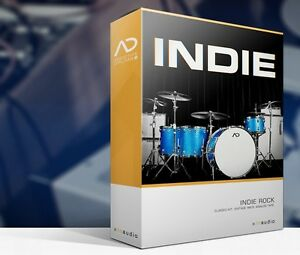 Details about XLN Audio Indie ADpak Drum Kit Sample EXPANSION for Addictive  Drums 2 - LICENSE