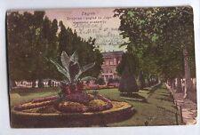 Zagreb Zrinjevac Yugoslav Academy 1919 The Press Violeta 1917/3-XXXI