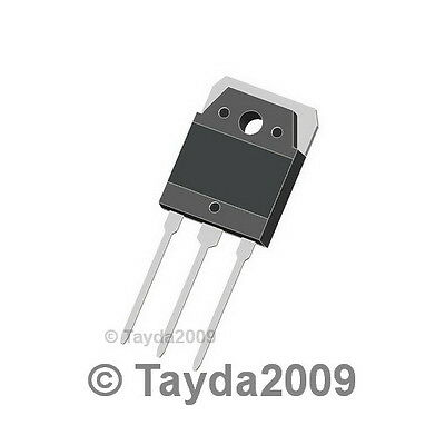 10 x 2SK1058 N-Channel MOSFET 160V 7A RENESAS