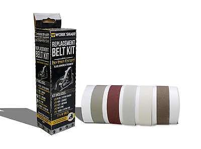 Ken Onion Edition Blade Grinder Attachment Belt Kit - 09DX025 - Schleifbänder