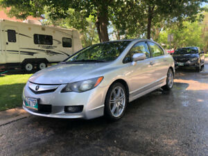 2009 Acura CSX Technology Package FRESH SAFETY AND CLEAN TITLE