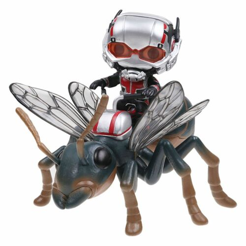 Funko Pop Marvel Ant-man Vinyl Action Figure With Box ANT-MAN and ANT-THONY#13