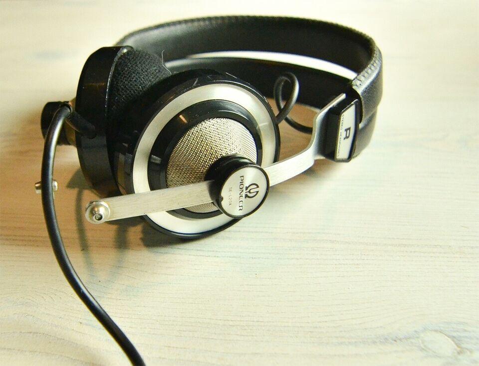 HiFi / DJ hovedtelefoner, Pioneer, SE-L20A