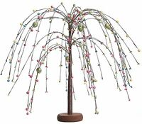 Willow Pip Berry Easter Egg Tree Home Spring Holiday Decor 19 High Ea4658