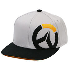 e999b915 Authentic OVERWATCH Melee Embroidered Logo Snapback Hat Black Grey NEW