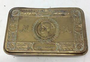 1914 Princess Mary Christmas Tin. Genuine
