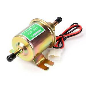 Universal-Kraftstoffpumpe-12Volt-Benzin-Diesel-Benzinpumpe-Dieselpumpe-12V