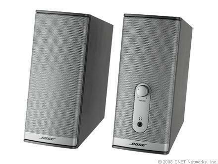 Bose Companion 2 Series Ii Multimedia Speaker System Graphite For Sale Online Ebay