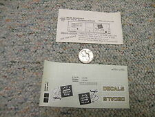 Herald King decals HO Special Edition Herald King 40' or 50' box car RARE  N90
