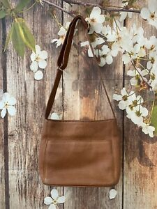 Coach-4924-Sonoma-Brown-Pebbled-Leather-Shoulder-Bag-Purse