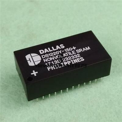 1PCS  NEW DS1220AD-200 Encapsulation:DIP-24,64k Nonvolatile SRAM