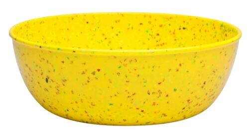 ZAK Confetti Salatschüssel 25 cm gelb
