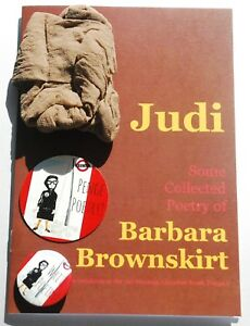 The-Full-Barbara-Brownskirt-Signed-Poetry-Pamphlet-Pop-Sock-Magnet-and-Badge