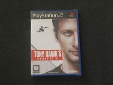 PS2 TONY HAWK'S PROJECT 8 ACTIVISION  PAL ITA PLAYSTATION 2