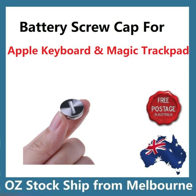 Apple Battery Screw Cover Cap Lid For G6 Wireless Bluetooth Keyboard A1339 A1314