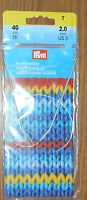 16 Prym Circular Knitting Needles Size 1