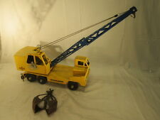 Nylint Michigan Crane Clark Equipment Model T-24 1950s