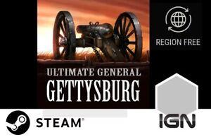 Ultimate-General-Gettysburg-PC-Steam-Download-Key-schnelle-Lieferung