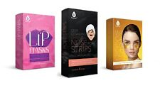 Pursonic Hydrating Lip/ Deep Cleansing Nose / Wrinkle Care Eye - Strips/Masks