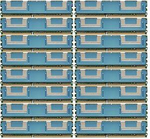 64GB-16x4GB-DDR2-FB-Fully-Buffered-PC2-5300F-667-Speicher-Dell-PowerEdge-R900