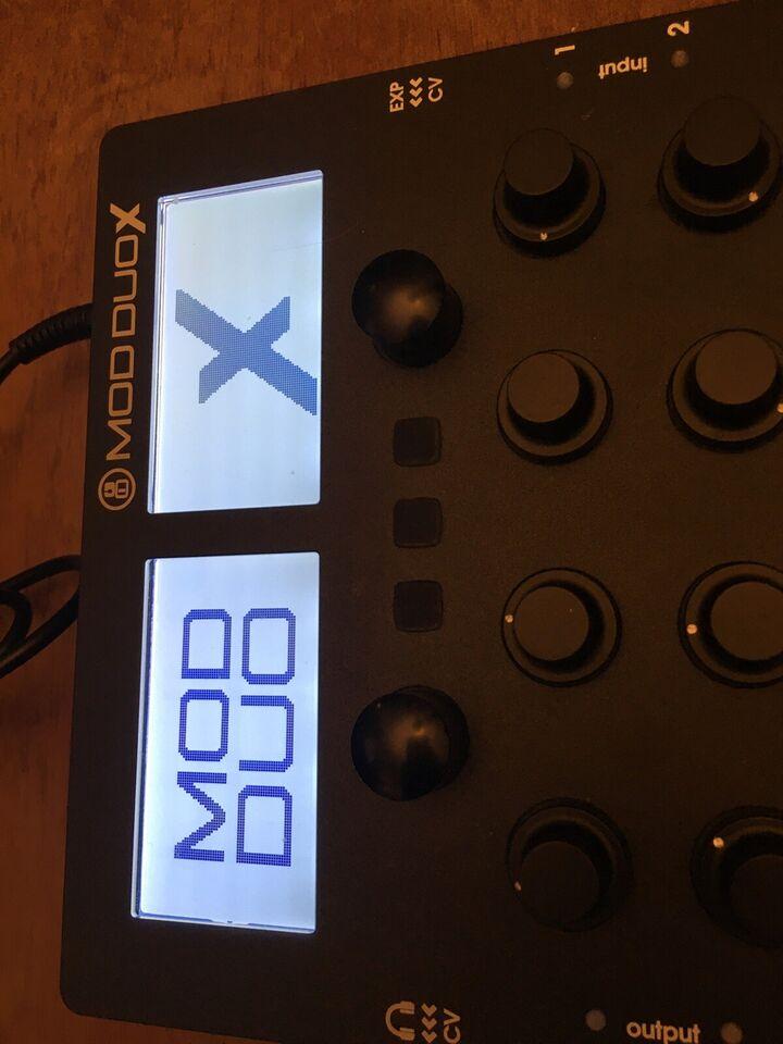 Multieffekt, Mod Duo x
