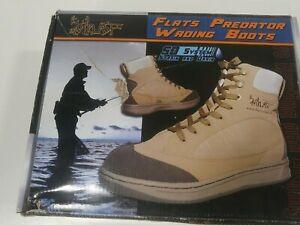 Foreverlast Flats Predator Wading Boots Men S Sz 8w