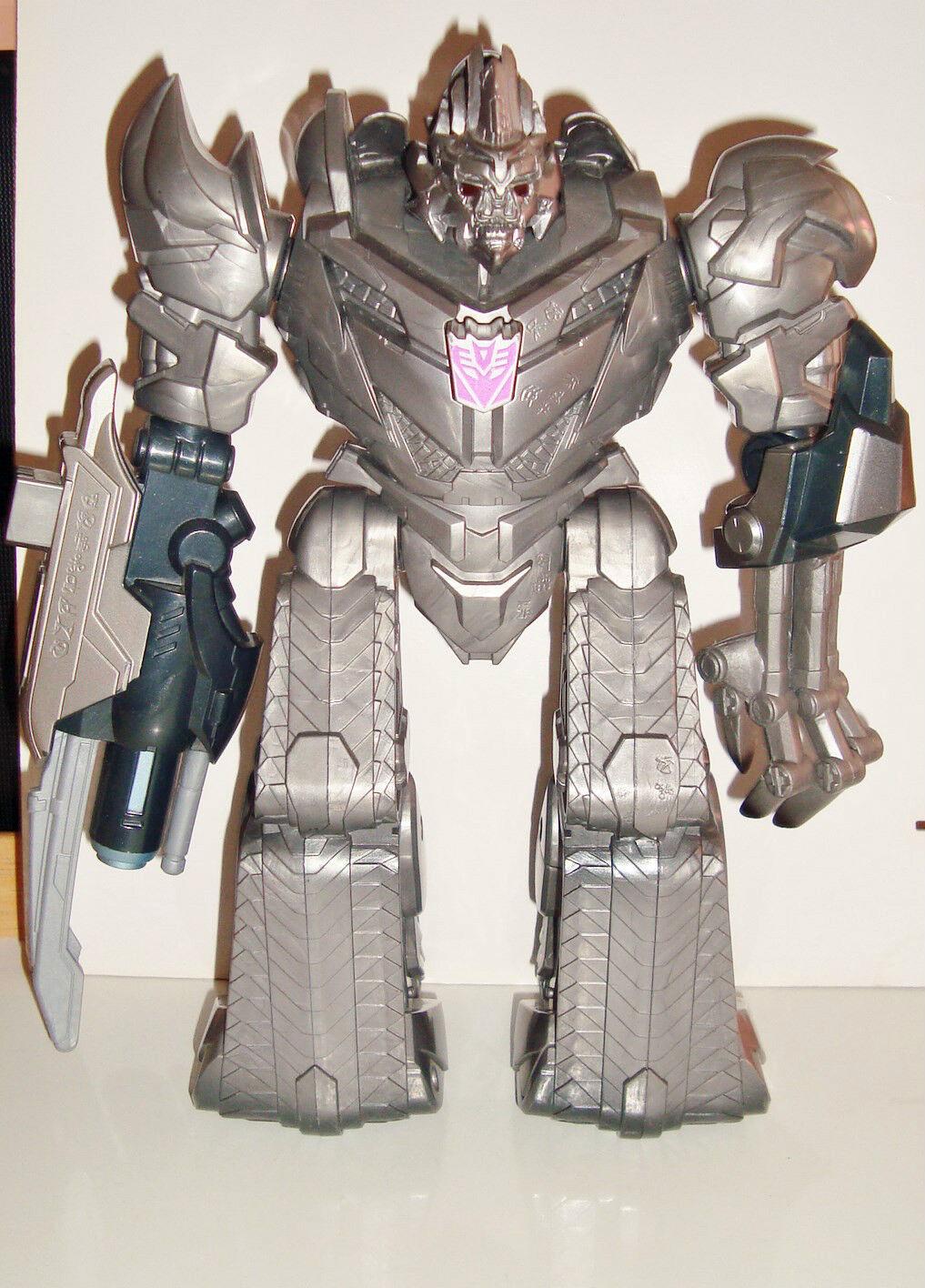 Figurine Large Transformers Decepticon Sound - Hasbro 2009 (27x22cm)
