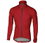 Castelli Emergency Rain and Wind Cycling Jacket RED Size XL Brand NEW