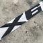 """Matte Black /"""" X 6 /"""" Number Trunk Letters Badge Emblem Letter Sticker for BMW X6"""