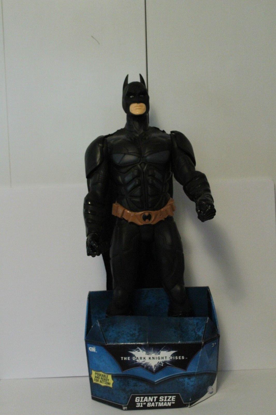 Batman - riese 31  die dunkle nacht steigen