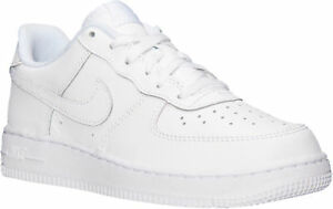 b8a701d0249 Nike Preschool Air Force 1 Low PS White White Sizes 11-3 New in Box ...