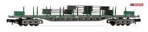 N-1-160-escala-Arnold-HN6406-vagon-plataforma-4-ejes-RENFE-freight-car-trains
