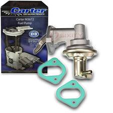 Mechanical Fuel Pump Carter M3672