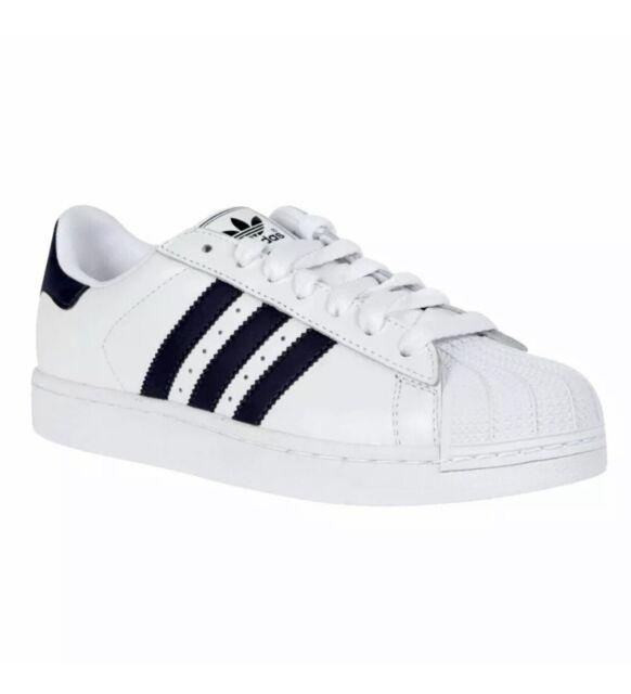 Size 18 - adidas Superstar 2 White - G17070 for sale online   eBay