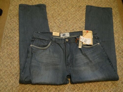 Jeans laiton 34x32 75 homme ou nwt pour Slim 40x32 Vintage Authentic Straight SZqSwar