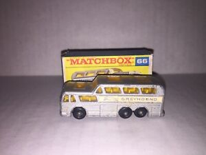Matchbox-Lesney-Vintage-66-Greyhound-Coach-All-Original